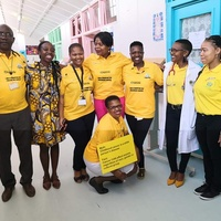 Health MEC with Paeds Oncology Unit Team
